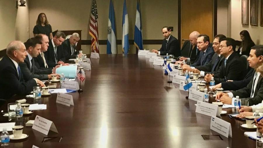 Resultado de imagen para España, México, la UE y Colombia apoyarán al Triángulo Norte en desarrollo