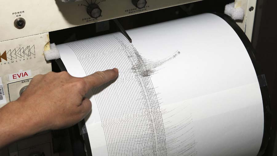 Un terremoto de 5,9 se sintió en tres países centroamericanos