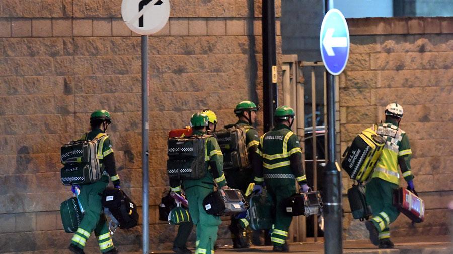 Explosión y pánico en recital de Ariana Grande en Manchester: varios muertos