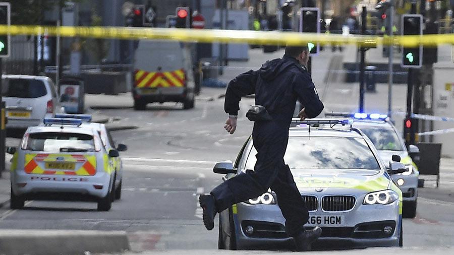 Capturan a un hombre por el atentado de Manchester