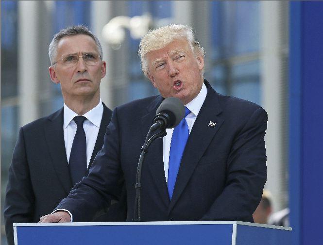 May reclama a Trump por filtración sobre atentado en Manchester