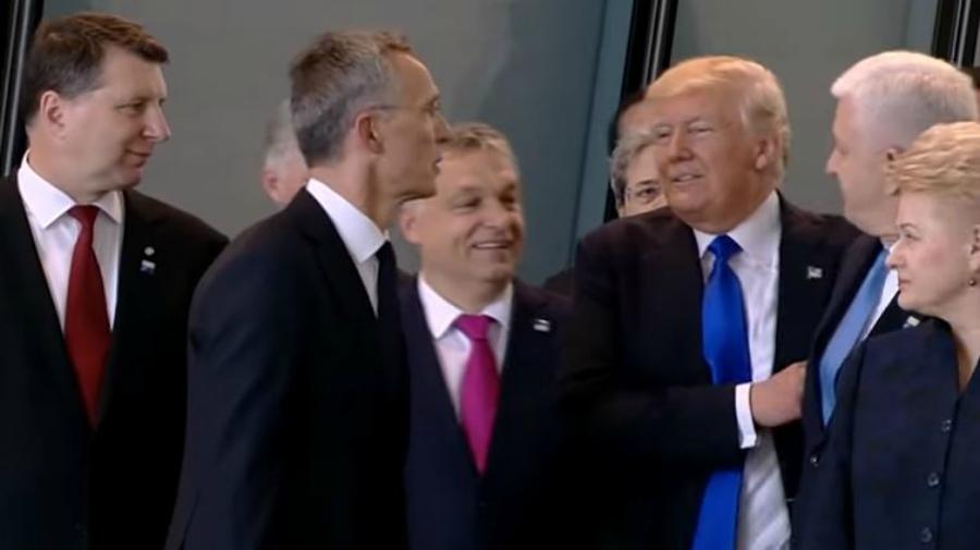 Trump está más esperanzado que nunca sobre unidad global contra terrorismo