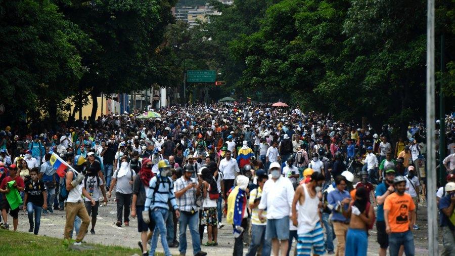 Cifra de muertos llegaría a 80 — Venezuela