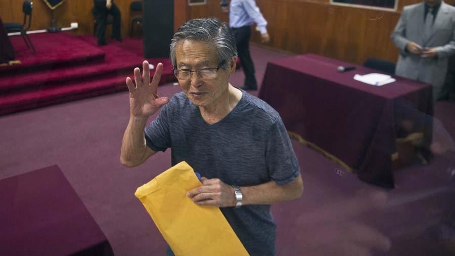 Corte Suprema de Chile amplió la extradición del expresidente peruano Alberto Fujimori