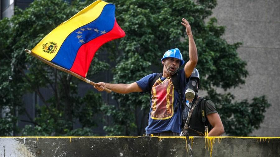 La oposición venezolana evalúa una