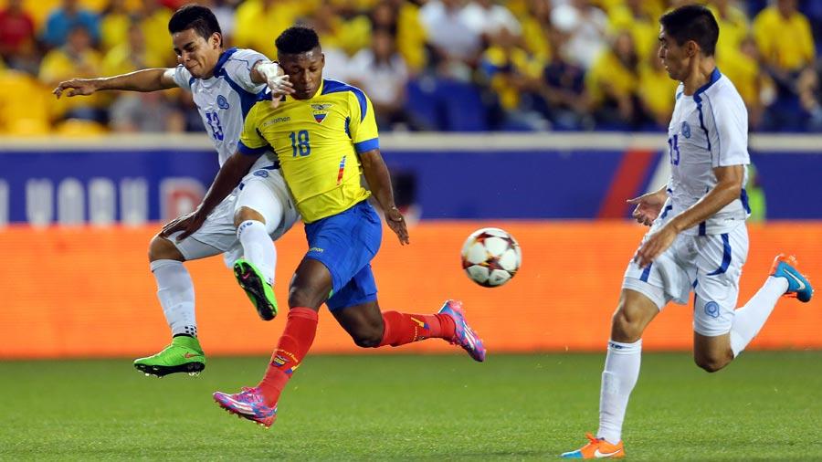 3-0. Cifuente, Valencia y Gaibor traducen con goles superioridad de Ecuador