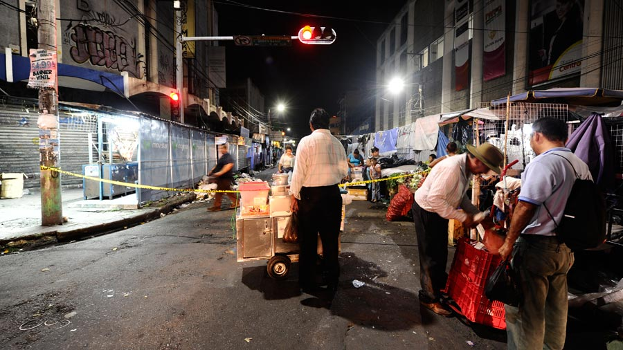 Homicidios en el Centro