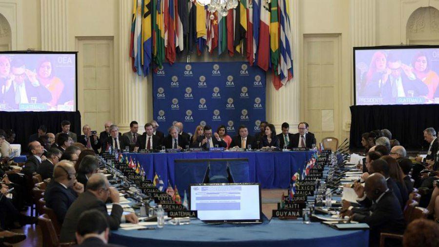 La OEA buscará soluciones a la crisis de Venezuela