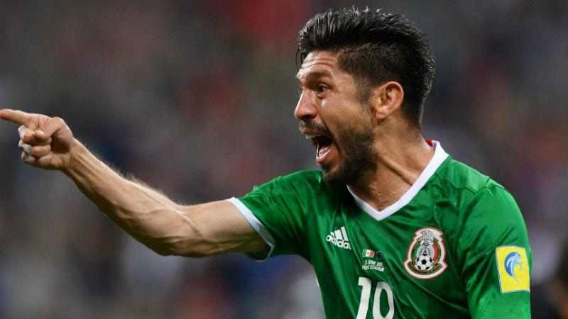 FÚTBOL-México y Portugal avanzan a semifinales en Copa Confederaciones