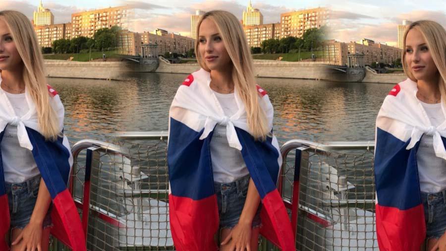 Modelo rusa asegura haber tenido