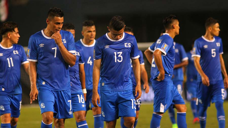 Copa Oro 2017: El Salvador 1 Mexico 3. El-Salvador-Me%CC%81xico_04