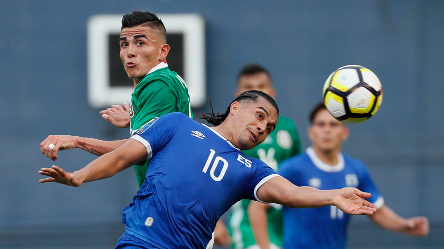 Copa Oro 2017: El Salvador 1 Mexico 3. El-Salvador-Me%CC%81xico_07