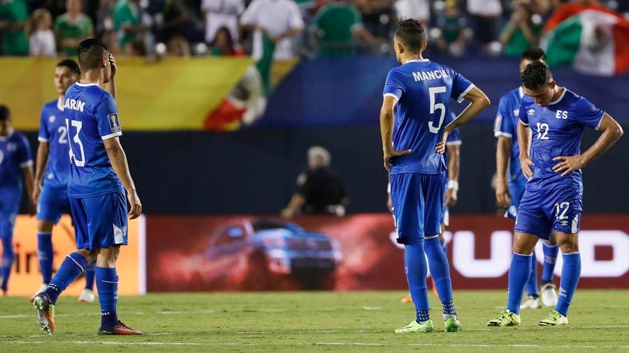 Copa Oro 2017: El Salvador 1 Mexico 3. El-Salvador-Me%CC%81xico_11