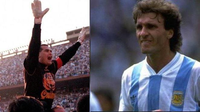 Un particular desafío a Oscar Ruggeri y una advertencia — José Luis Chilavert