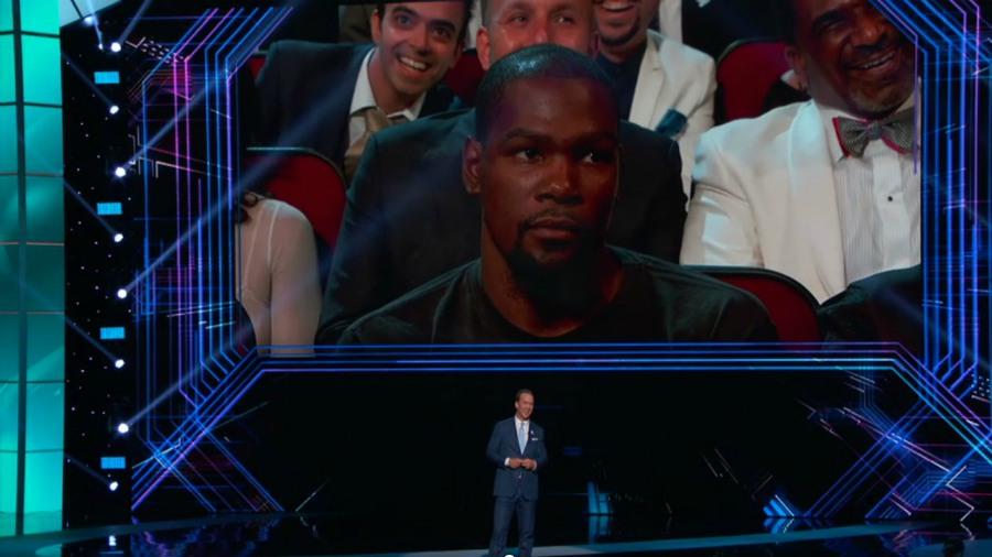 La pesada broma de Peyton Manning a Kevin Durant