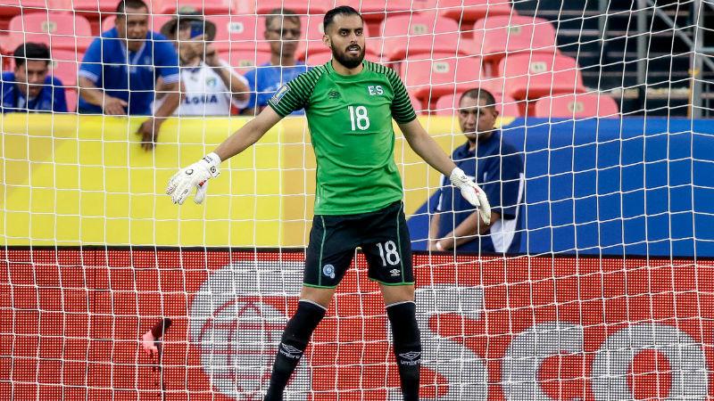 Copa Oro 2017: El Salvador 2 Curazao 0. Derby-Carrillo