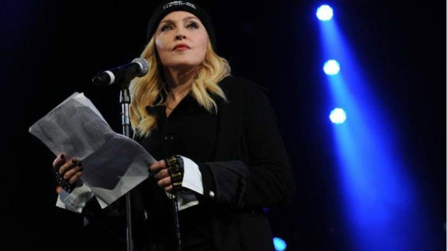 Retiran objetos de Madonna en subasta