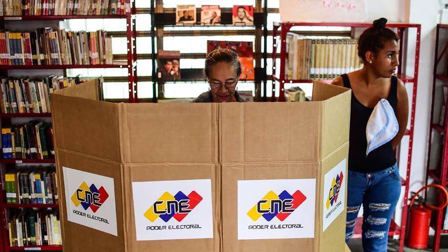 CNE de Venezuela: Votación para Constituyente ocurre con tranquilidad