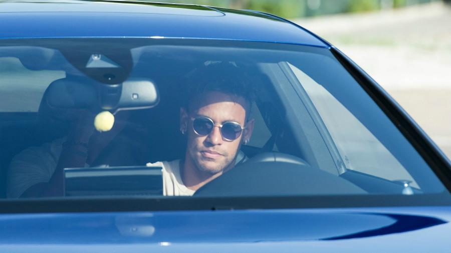 El PSG ya le dio la bienvenida al club al brasilero Neymar