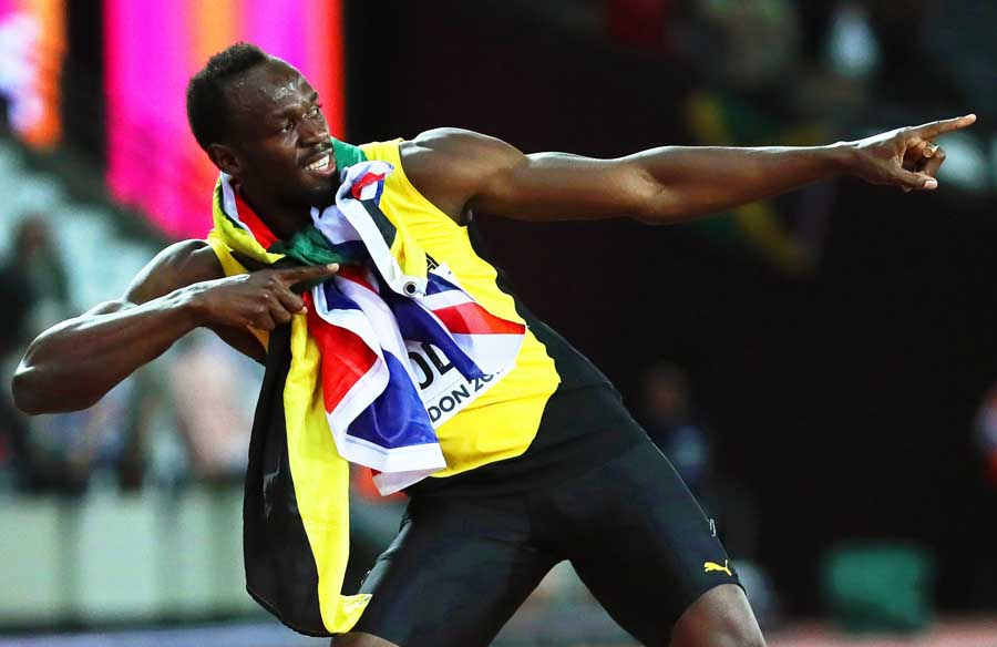 Beira-Mar de Portugal le hace oferta a Usain Bolt
