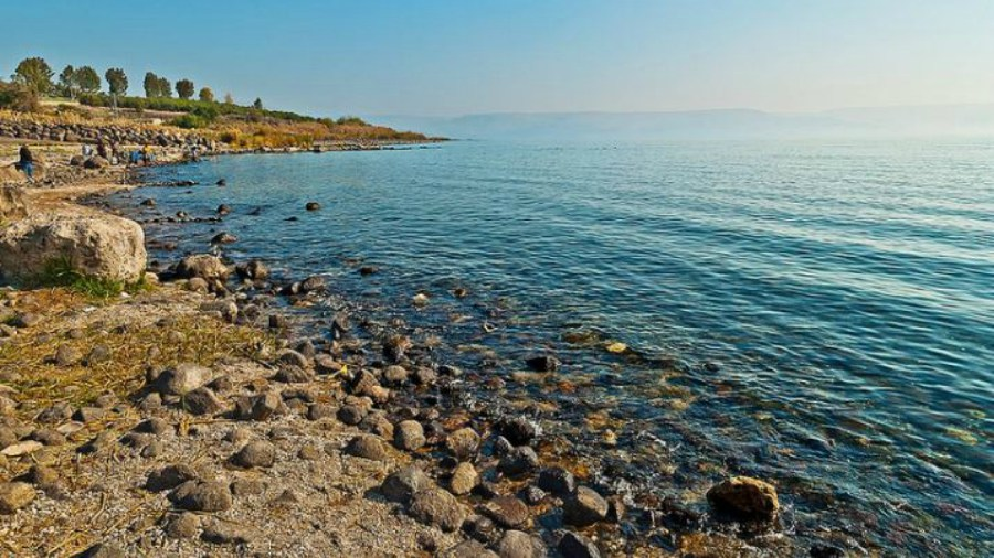 Habrían encontrado la villa bíblica de Bethsaida