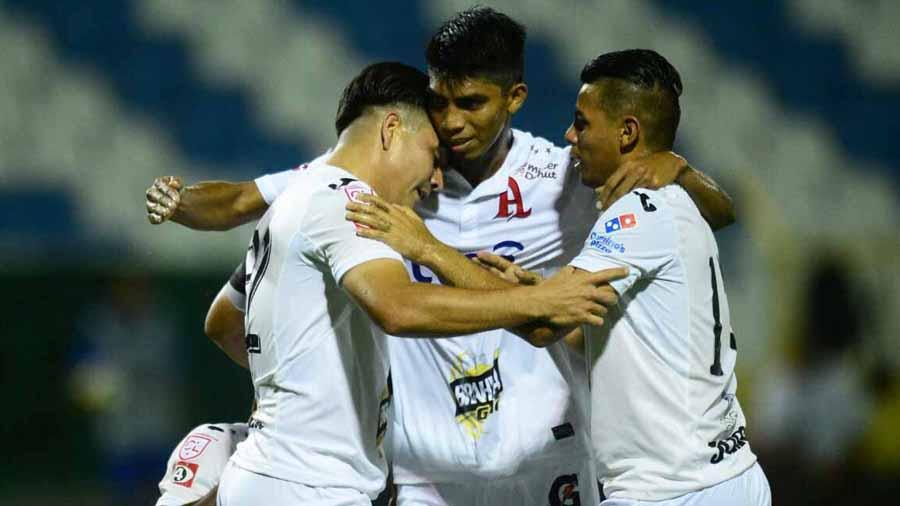 Alianza completó el boleto a cuartos en Liga CONCACAF