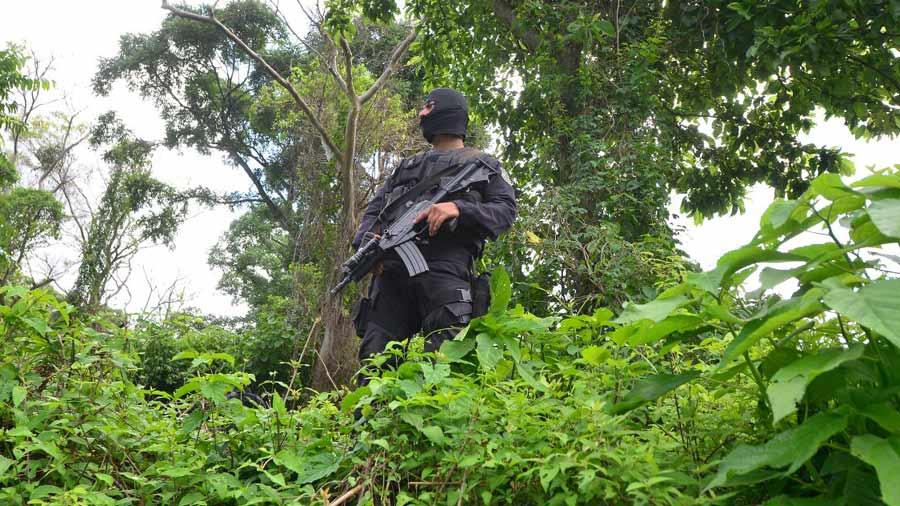 Homicidio policía Atiquizaya, Ahuachapán.