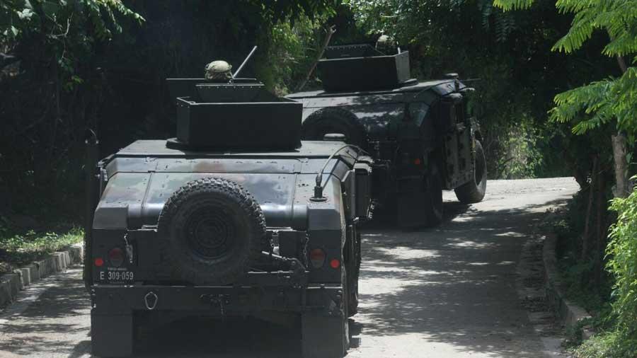 Homicidio Sargento tanqueta FAES