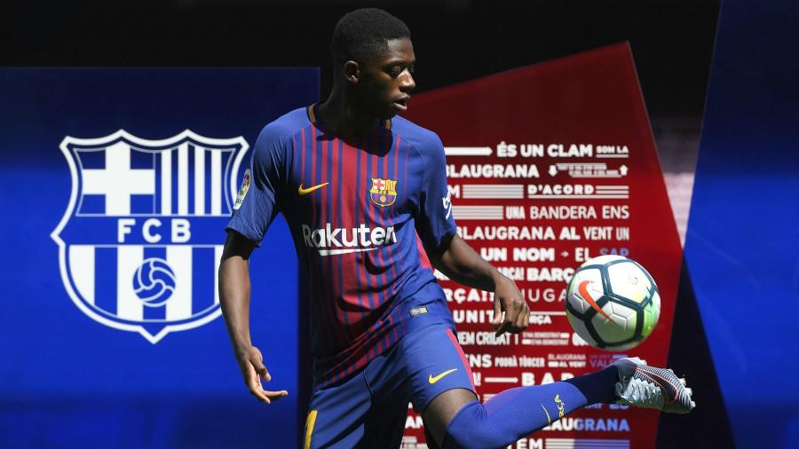 El Barcelona anunciaría este día el fichaje de Dembélé — ACUERDO