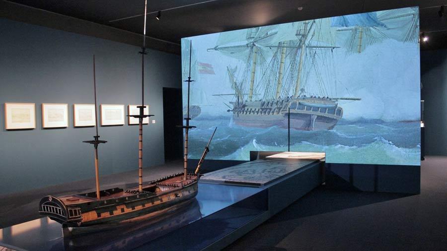 Barcos siglo XVIII - mgarnet