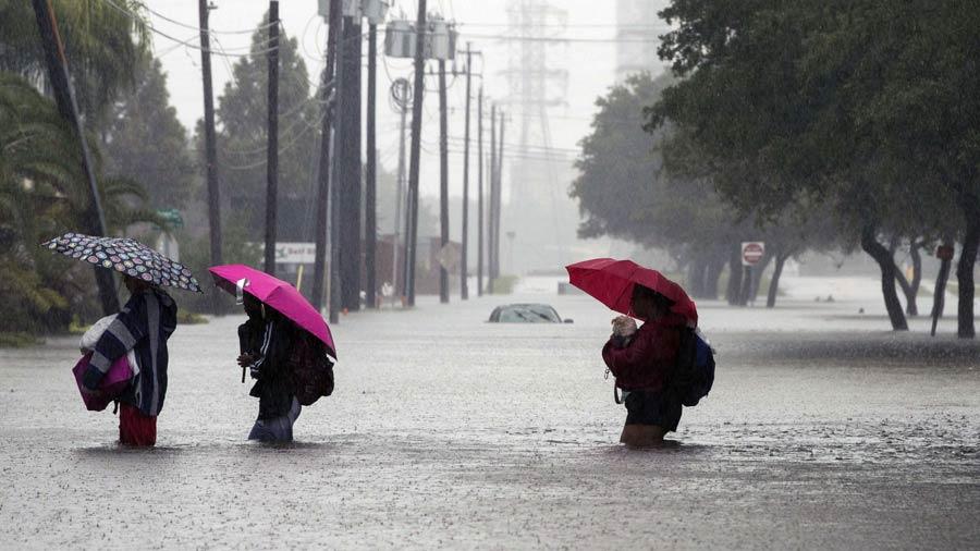 Harvey inundó cientos de cajas de seguridad en bancos de Houston ...