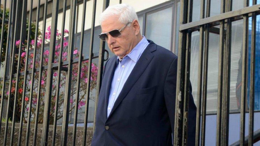 Expdte. Martinelli seguirá preso en Miami hasta que juez decida su extradición