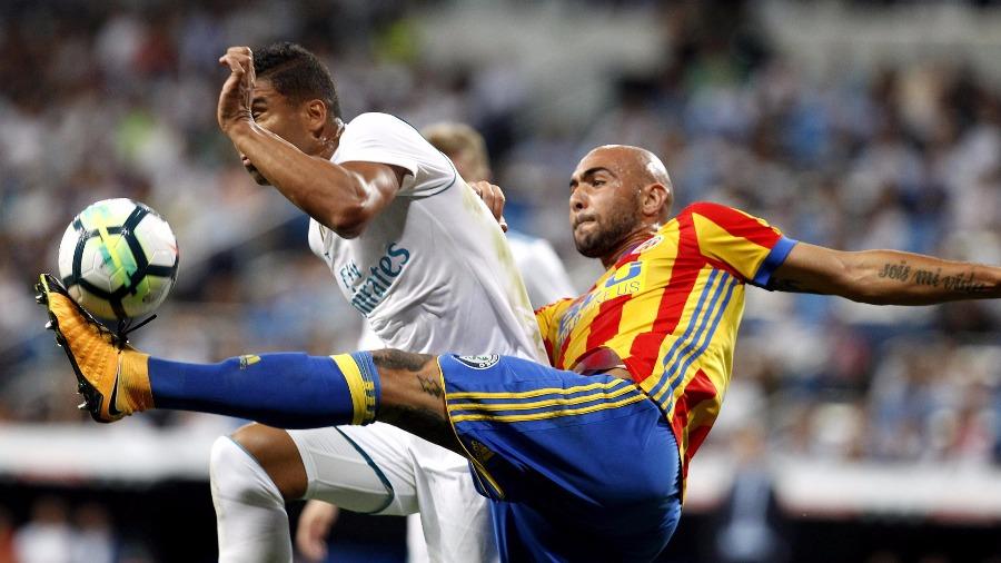 Murillo no tiene miedo de debutar en el Bernabéu