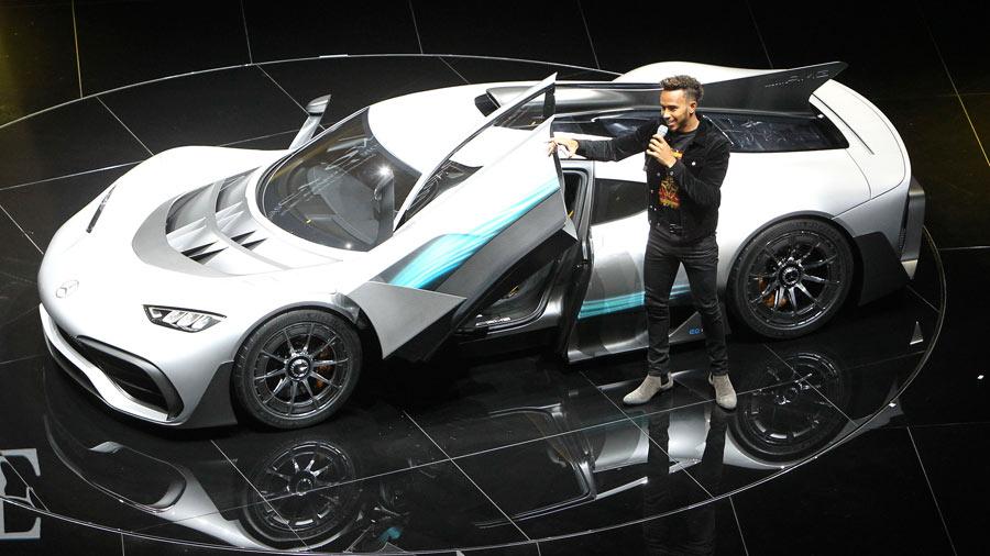 Los Mejores Carros Del Futuro Presentados En El Sal 243 N Del
