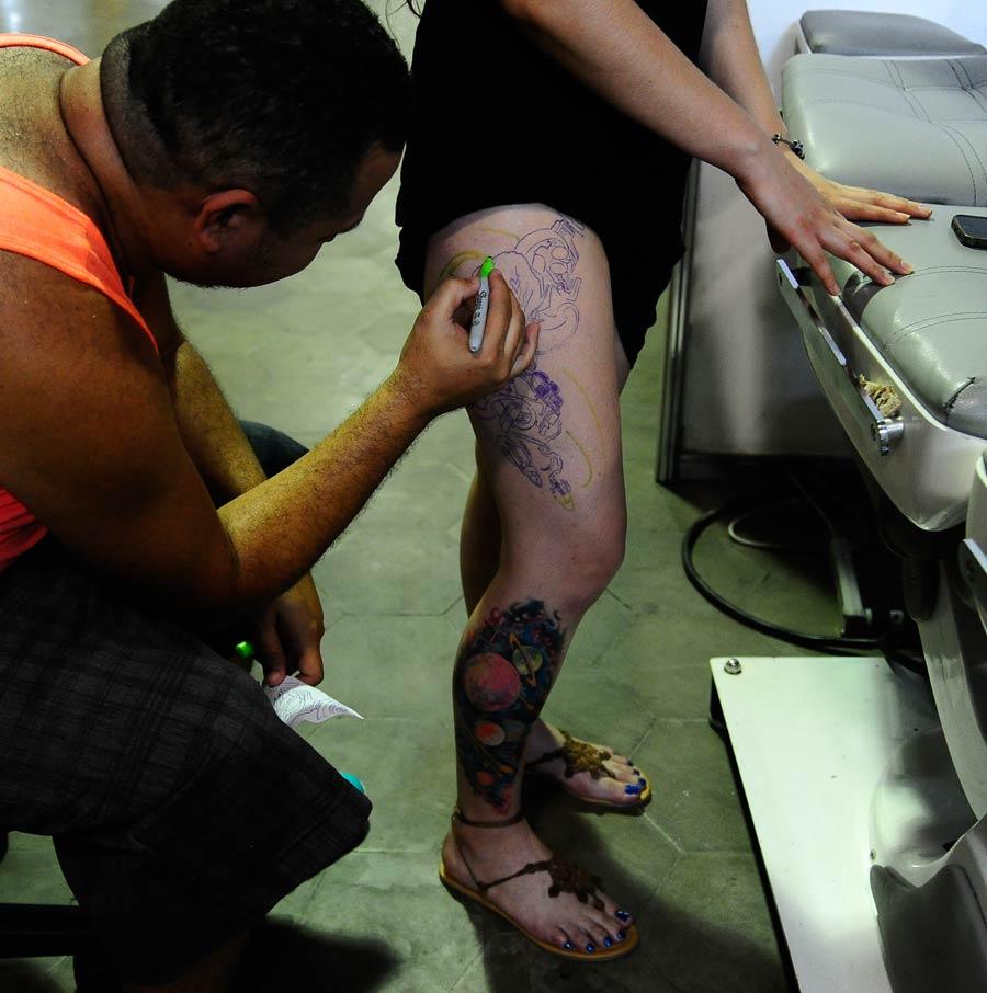 La Fascinación Por El Arte Corporal Llegó A El Salvador Elsalvadorcom