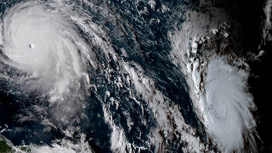 Se forma depresión tropical 95L en el Golfo de México
