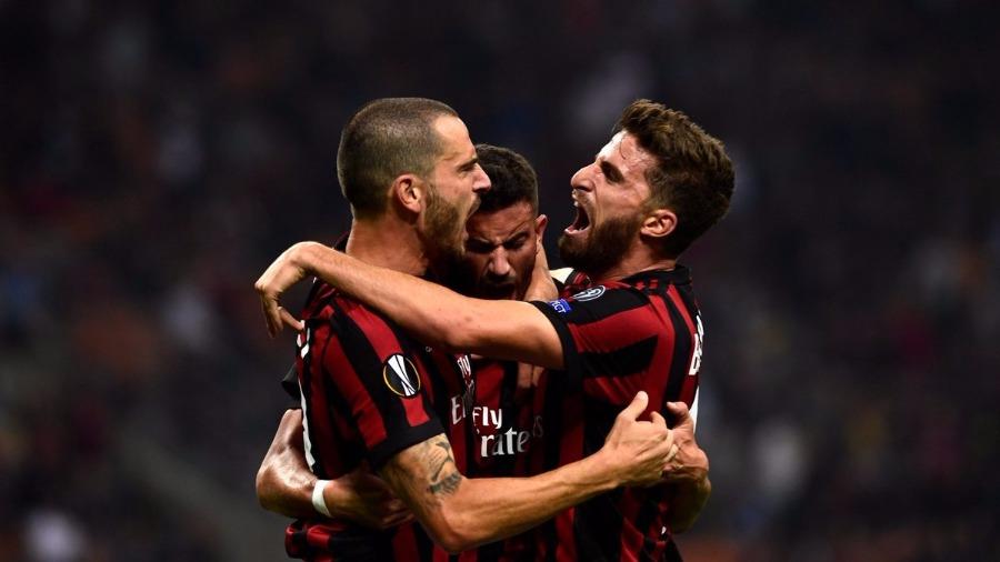 Milan vivió su