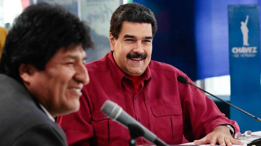 Trump no tiene moral para criticar socialismo instalado en el país — Maduro