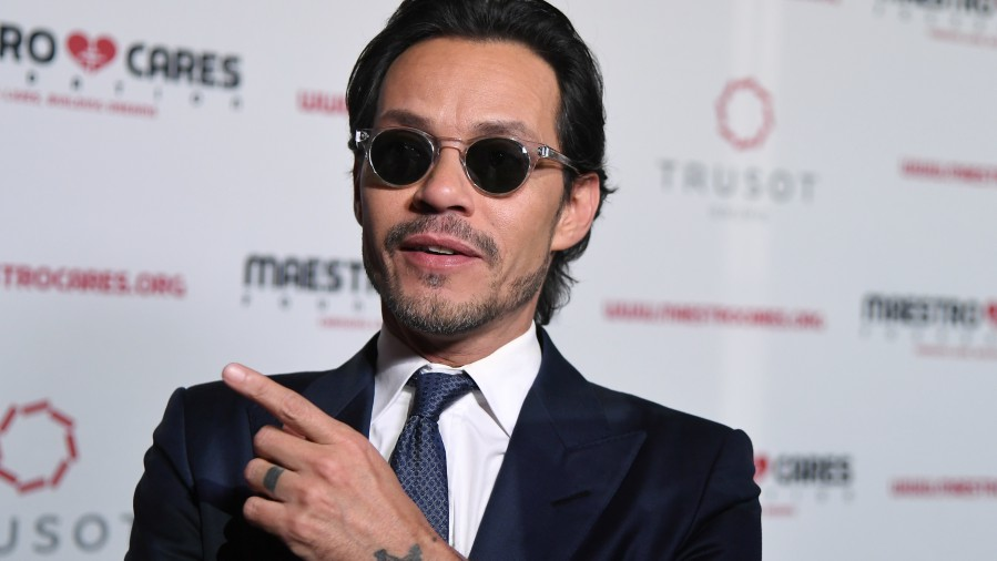 Espero me inviten a la boda — Marc Anthony