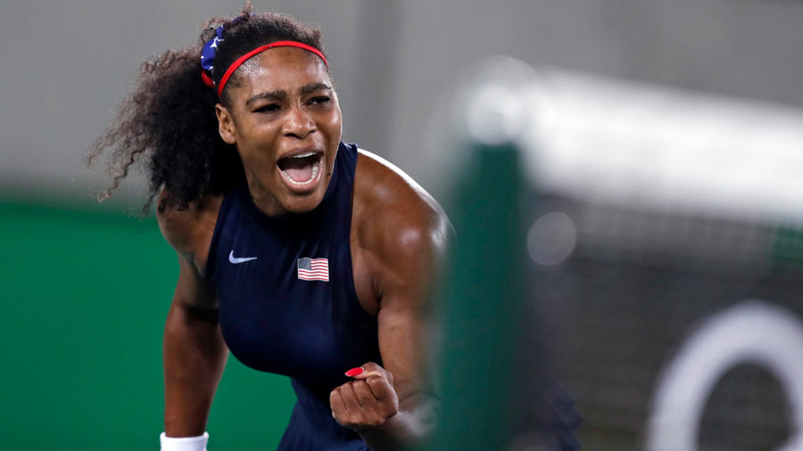 La WTA respaldó a Serena Williams