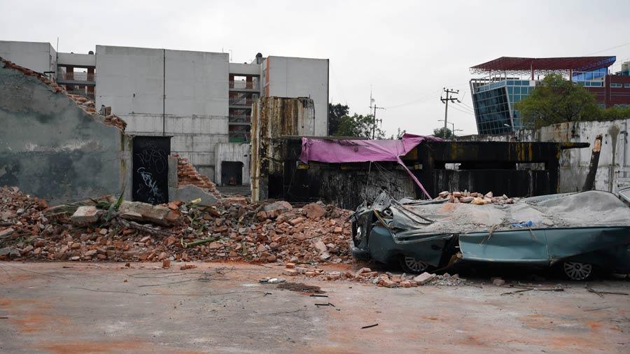 Ya van 58 muertos por sismo en México