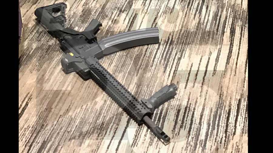 Hallan 42 armas en casa y hotel de atacante de Las Vegas