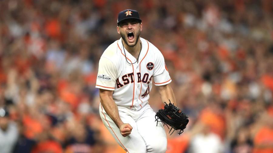 Los Astros llegaron a la Serie Mundial | elsalvador.com