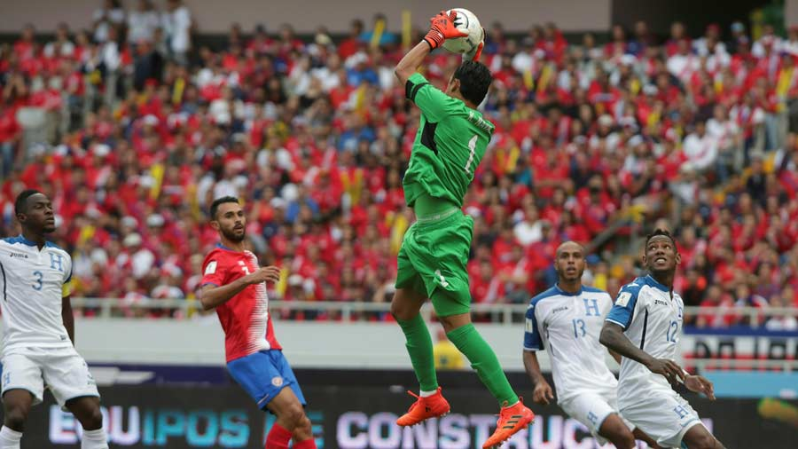 Costa Rica, sede alterna de la Copa Oro 2019