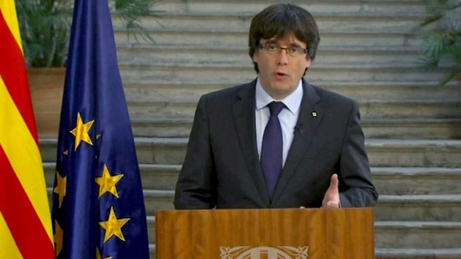 Tribunal Constitucional de España anula independencia de Cataluña