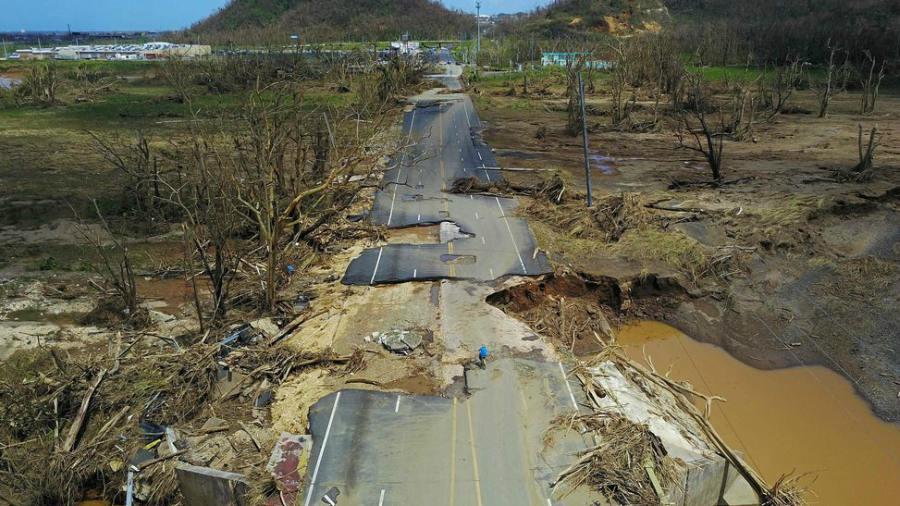 AIG espera pérdidas de 3000 mdd por huracanes y terremotos