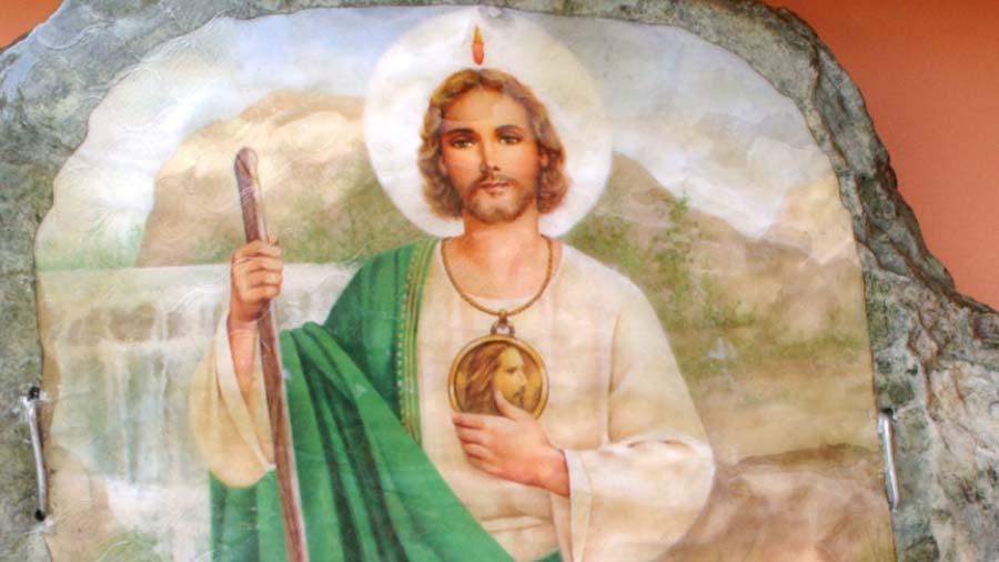 Feligreses Festejarán Día De San Judas Tadeo Elsalvadorcom