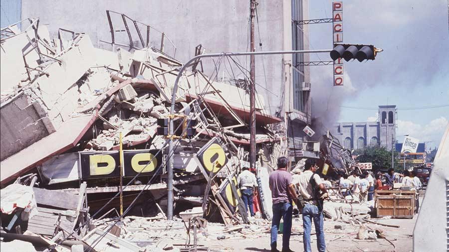 Terremoto 1986