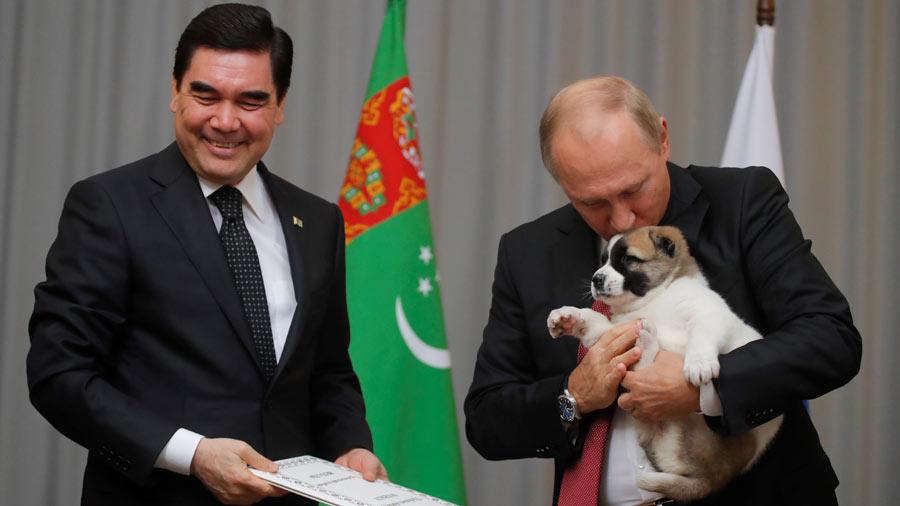 RUSSIA-TURKMENISTAN-DIPLOMACY