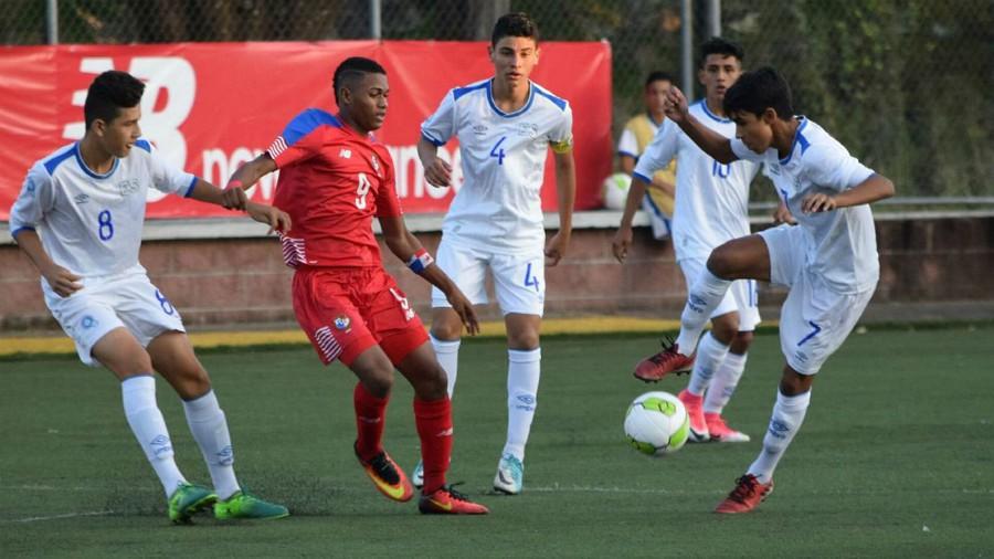 Sub-16: Campeonato Centroamericano - El Salvador 2017. El-Salvador-Panam%C3%A1-Sub-16